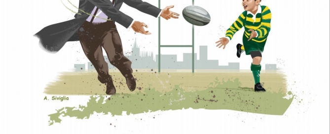 rugby milano
