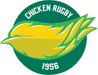 Chicken Rugby Logo